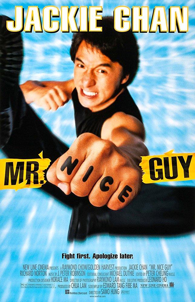 Mr. Nice Guy  (Mister Cool)
