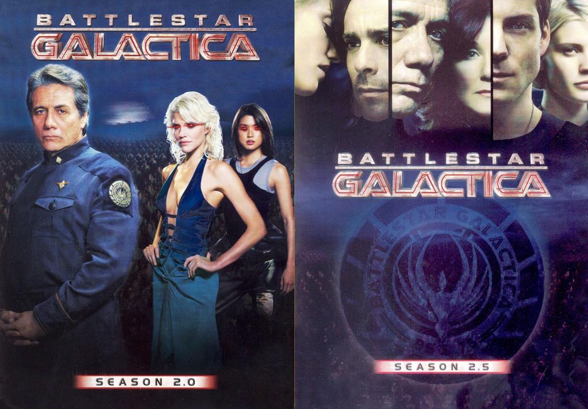 Battlestar Galactica - Season 2 Episode 01: Scattered