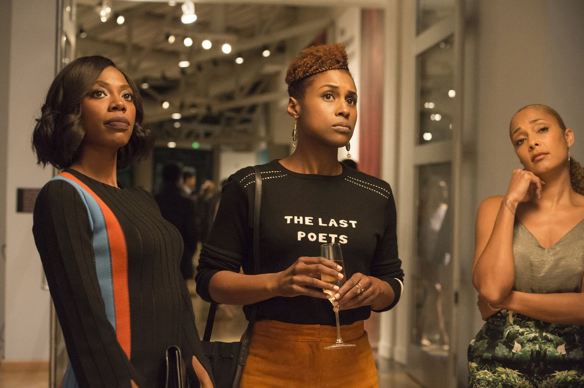 Insecure - Season 2 Episode 02: Hella Questions