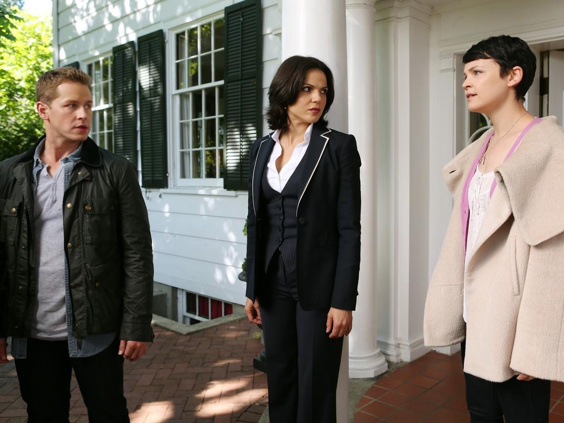 Once Upon A Time - Season 2 Episode 01: Broken