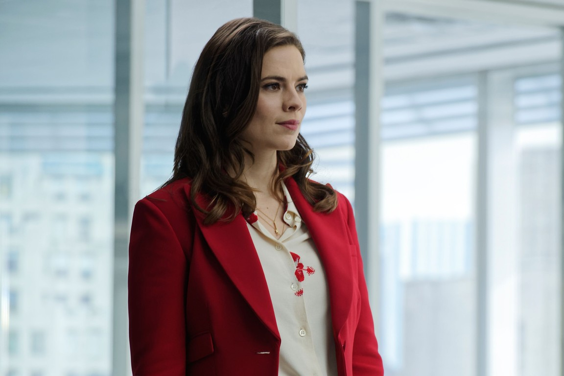 Conviction - Season 1 Episode 09: A Different Kind of Death