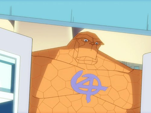 Fantastic Four: Worlds Greatest Heroes - Season 1