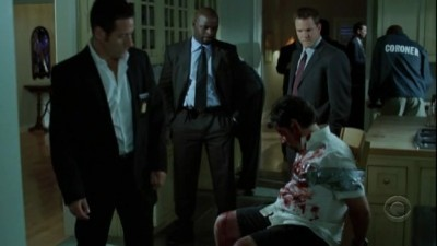 Numb3rs - Season 3 Episode 11: Killer Chat