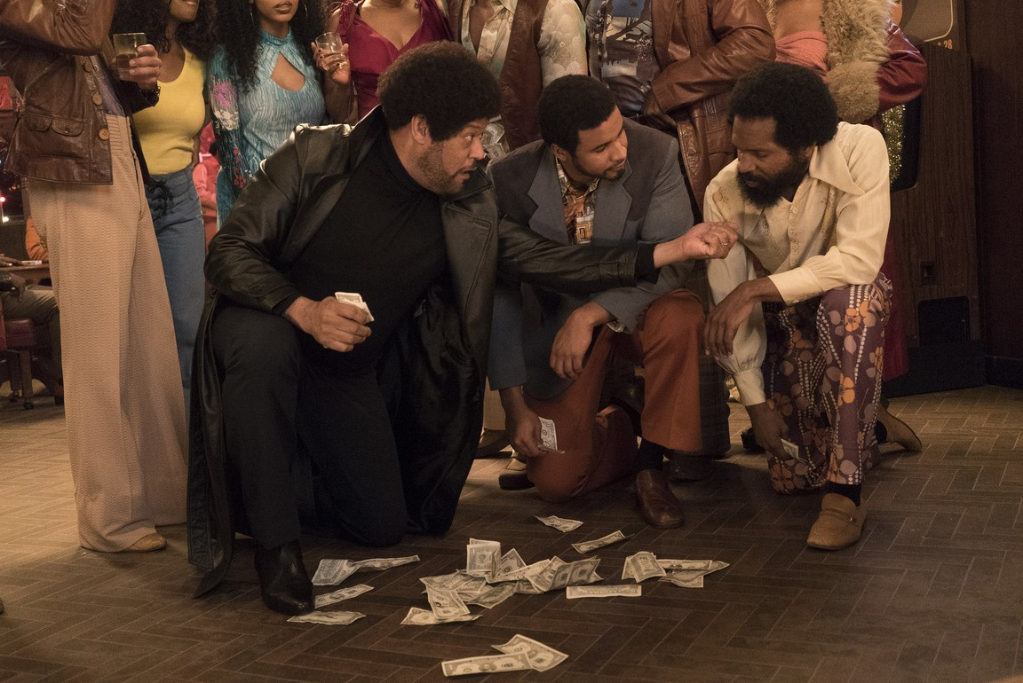 Black-ish - Season 4 Episode 16: Things Were Different Then