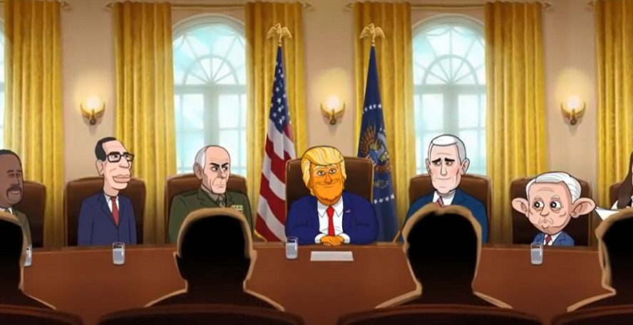 Our Cartoon President - Season 1