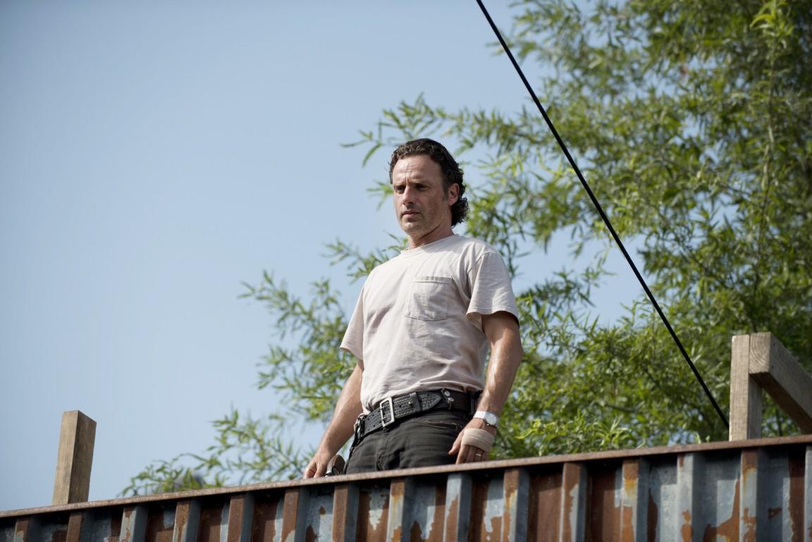 The Walking Dead - Season 6 Episode 07: Heads Up