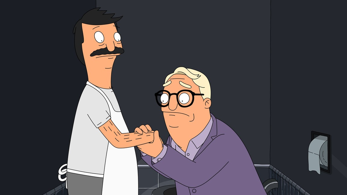 Bob's Burgers - Season 4 Episode 21: Wharf Horse