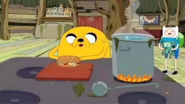 Adventure Time - Season 5 Episode 33: Time Sandwich