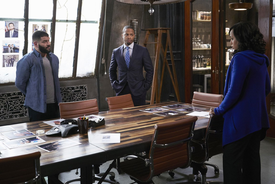 Scandal - Season 5 Episode 15: Pencil's Down
