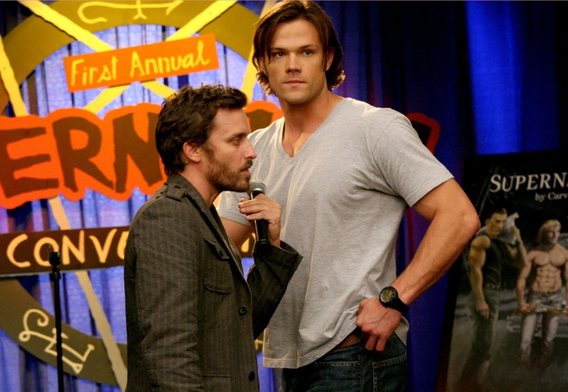 Supernatural - Season 5 Episode 09: The Real Ghostbusters