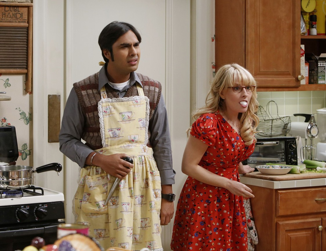 The Big Bang Theory - Season 7 Episode 09: The Thanksgiving Decoupling