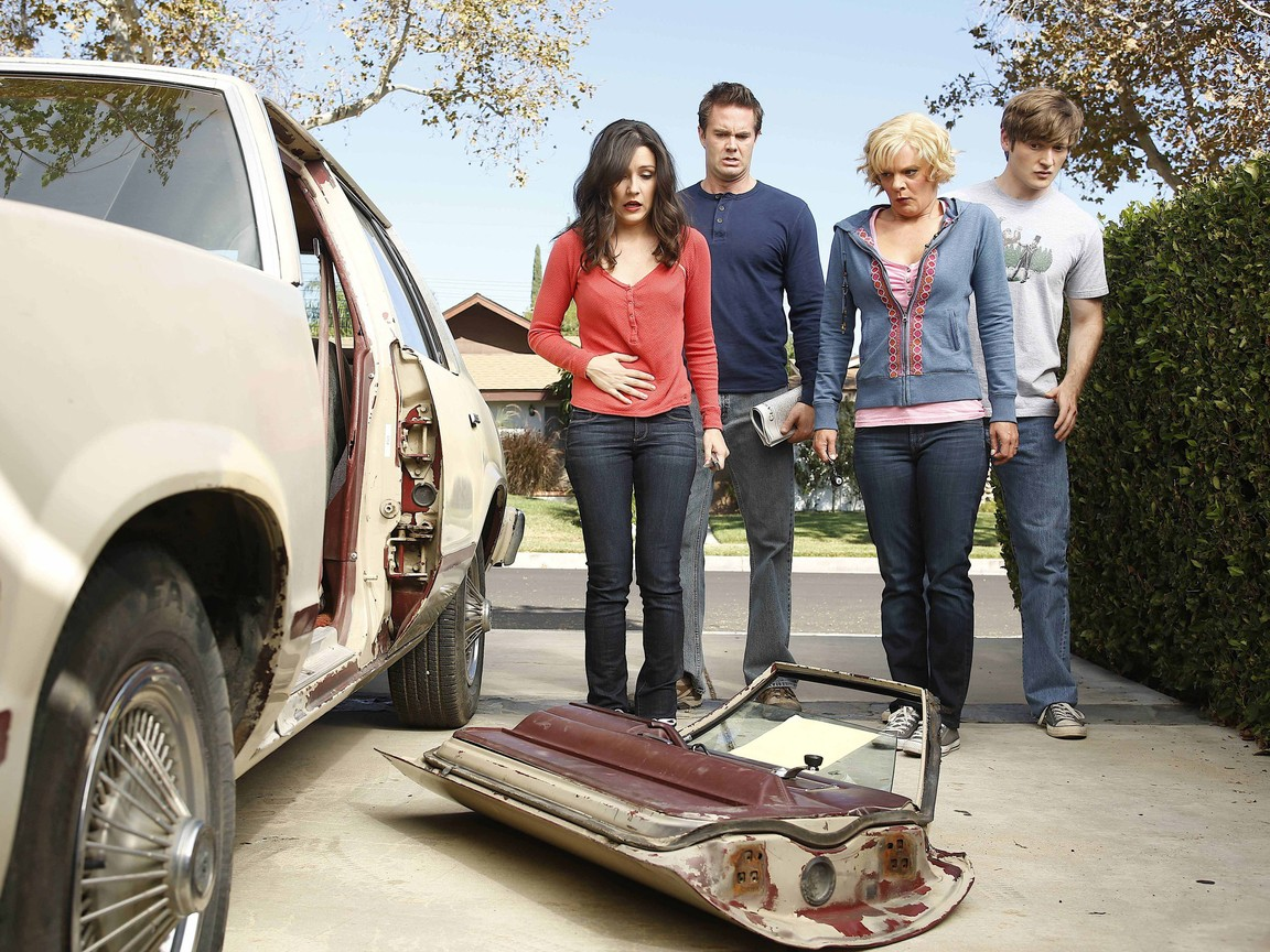 Raising Hope - Season 3 Episode 11: Credit Where Credit Is Due