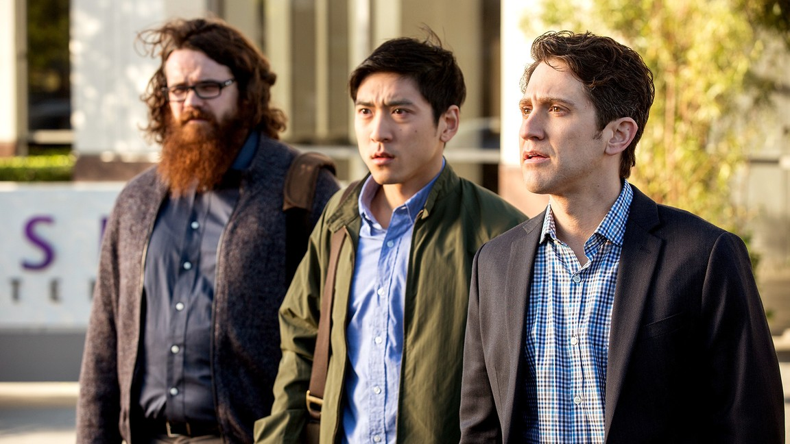Silicon Valley - Season 2 Episode 08 : White Hat/Black Hat