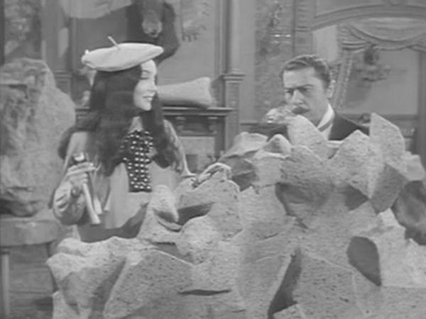 The Addams Family - Season 2 Episode 09: Morticia, the Sculptress
