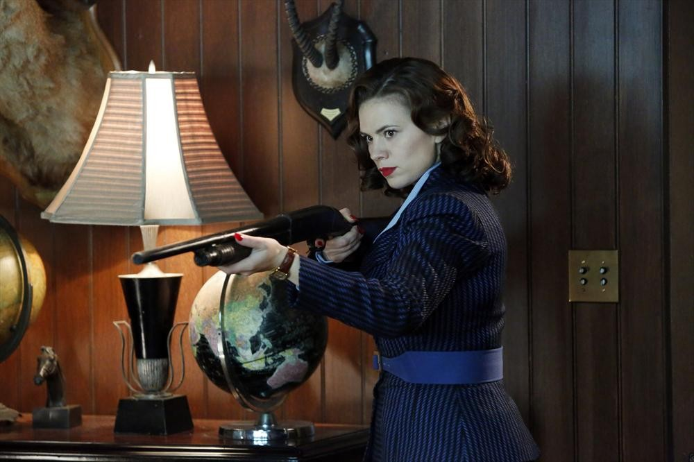 Agent Carter - Season 1 Episode 08: Valediction