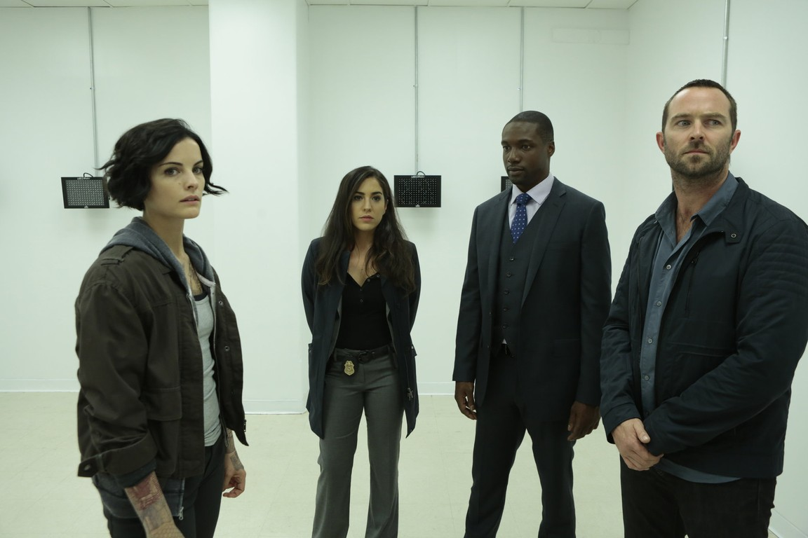 Blindspot - Season 1 Episode 04: Bone May Rot