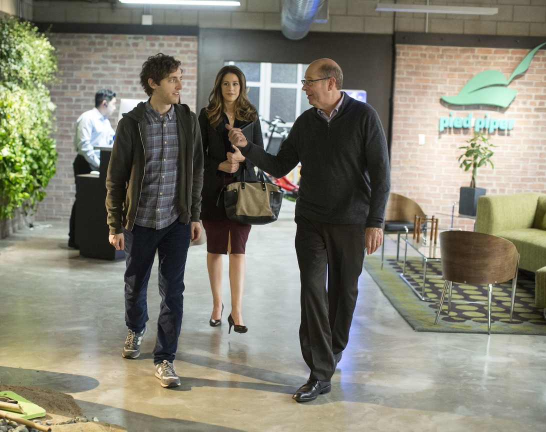 Silicon Valley - Season 3 Episode 04: Maleant Data Systems Solutions