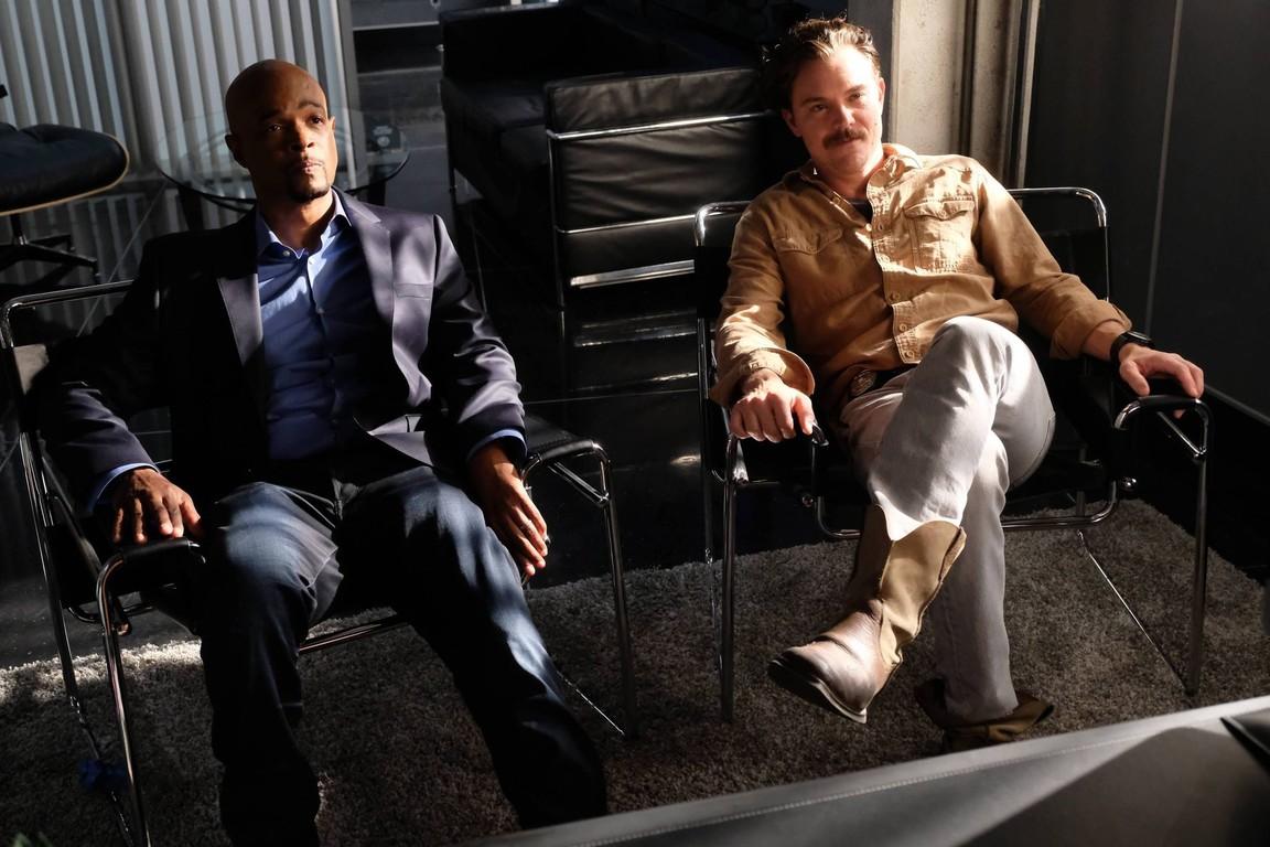 Lethal Weapon - Season 1 Episode 14: The Murtaugh File