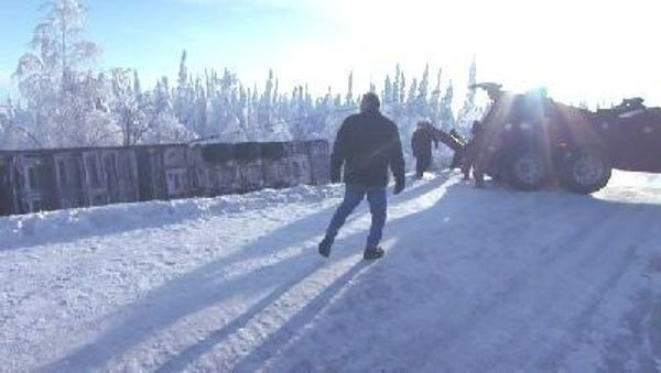 Ice Road Truckers - Season 4 Episode 13: Convoy to Hell