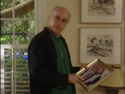 Curb Your Enthusiasm - Season 3 Episode 01: Chet's Shirt