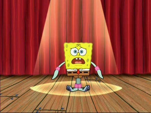 SpongeBob SquarePants - Season 5 Episode 16: Slimy Dancing