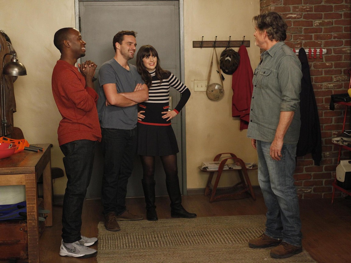 New Girl - Season 1 Episode 12: The Landlord
