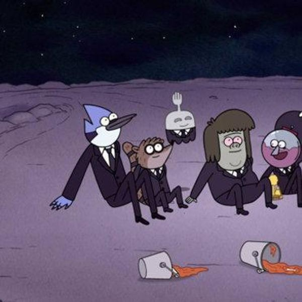 Regular Show - Season 7 Episode 2: The Parkie Awards