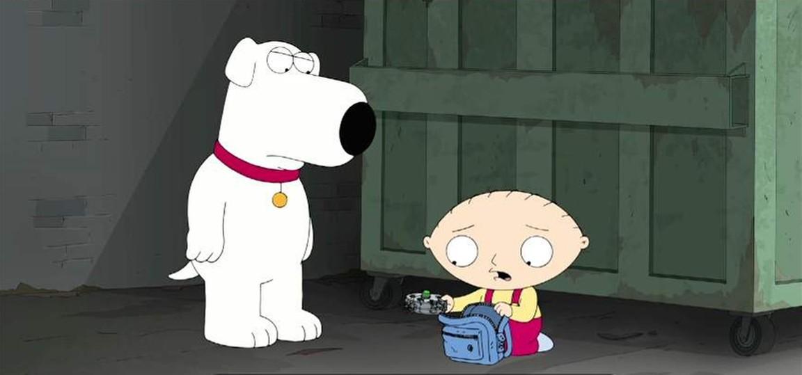 Family Guy - Season 12 Episode 06: Life of Brian