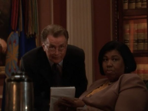 The West Wing - Season 1 Episode 08: Enemies