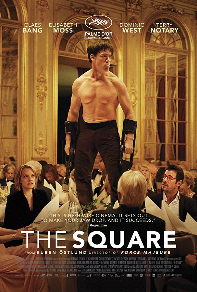 The Square (2017) [Sub: Eng]