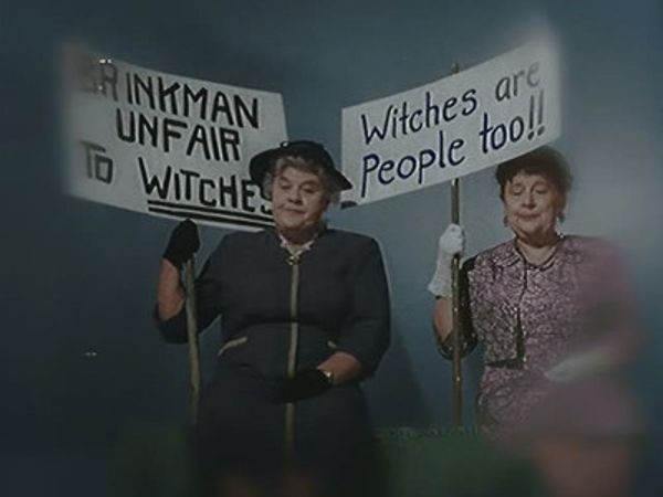 Bewitched - Season 1 Episode 07: The Witches Are Out