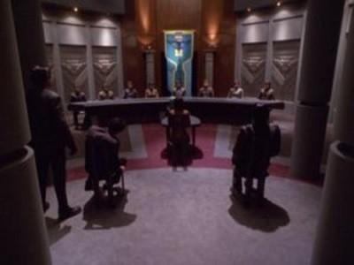 Star Trek: Deep Space Nine - Season 7 Episode 16: Inter Arma Enim Silent Leges