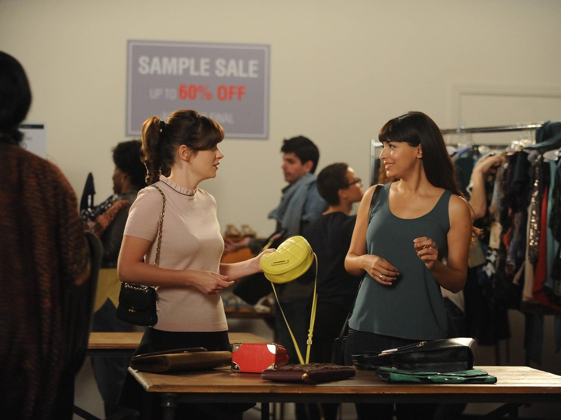 New Girl - Season 4 Episode 10: Girl Fight
