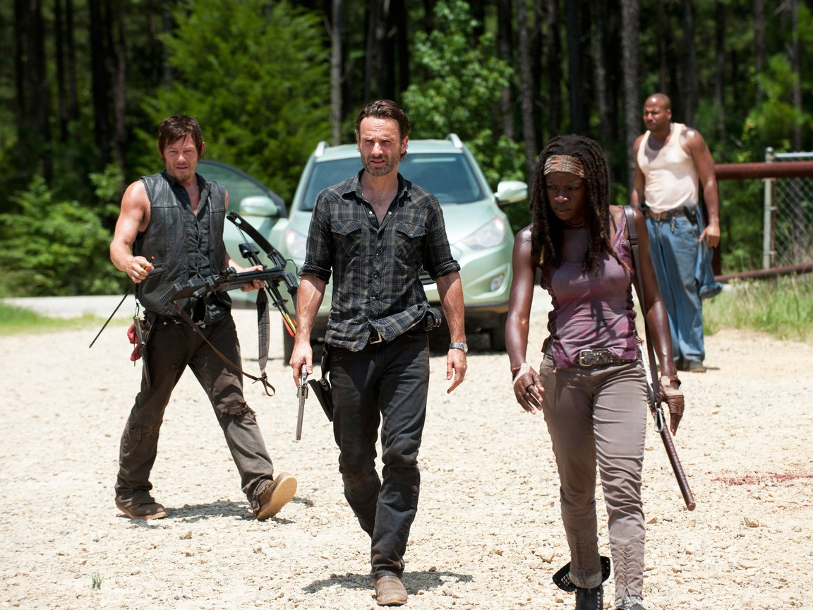 The Walking Dead - Season 3 Episode 07: When the Dead Come Knocking