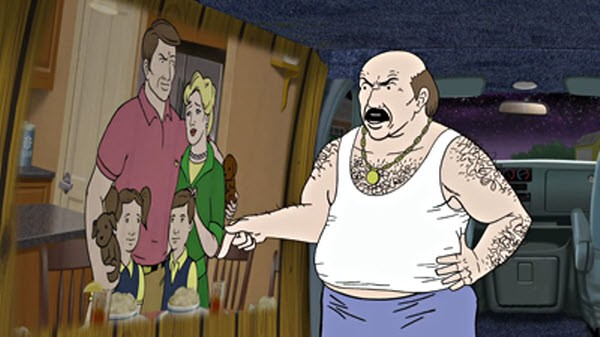 Aqua Teen Hunger Force - Season 7