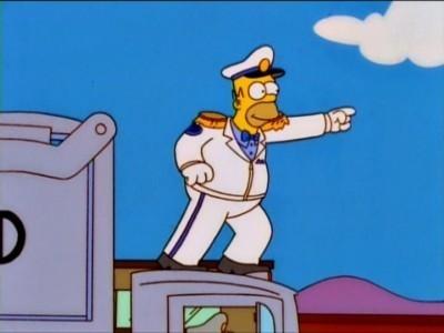 The Simpsons - Season 9 Episode 22: Trash of the Titans