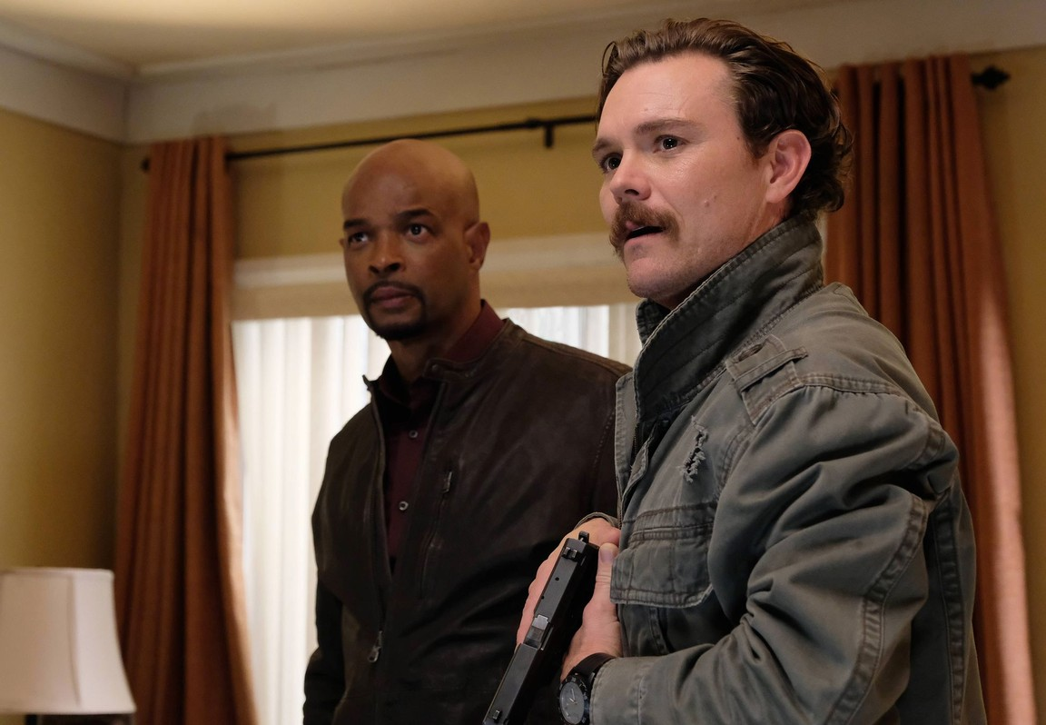 Lethal Weapon - Season 1 Episode 17: A Problem Like Maria