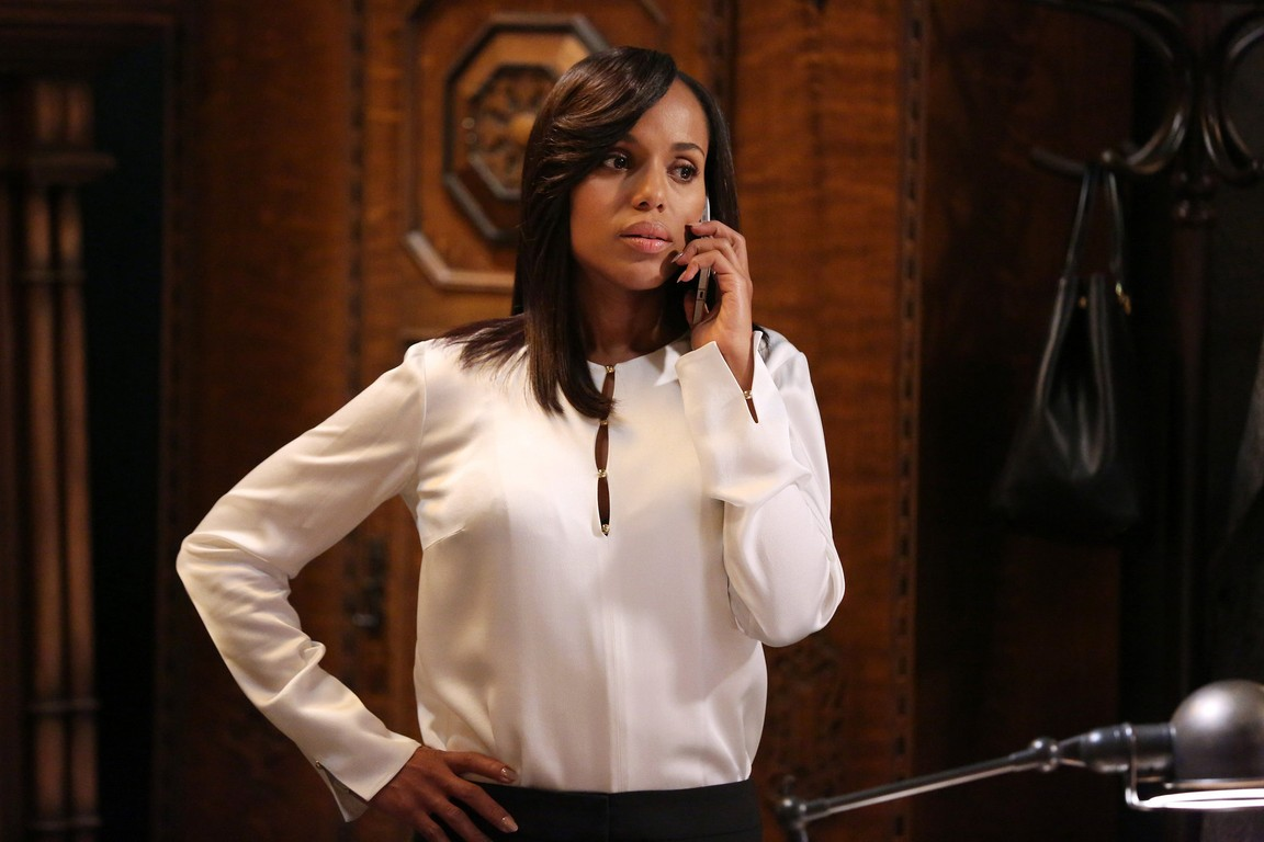 Scandal - Season 4 Episode 08: The Last Supper