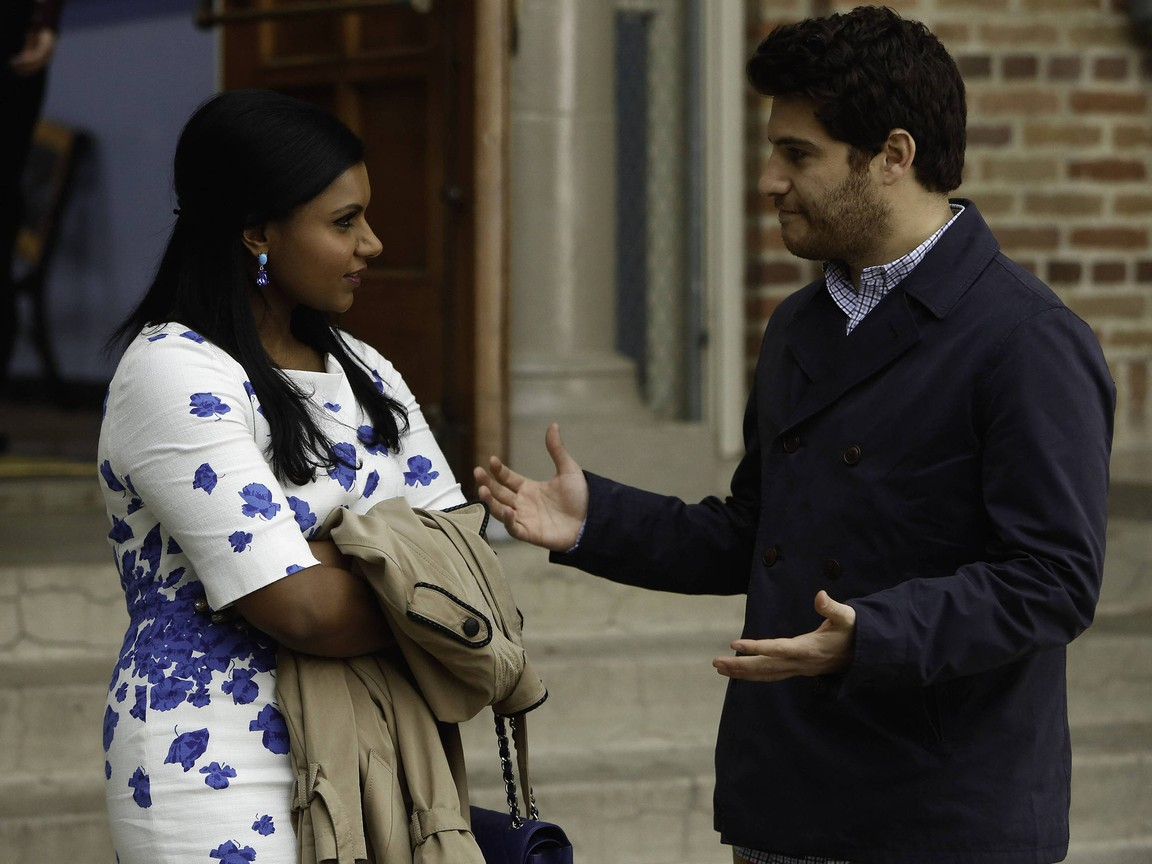 The Mindy Project - Season 2 Episode 19: Think Like a Peter