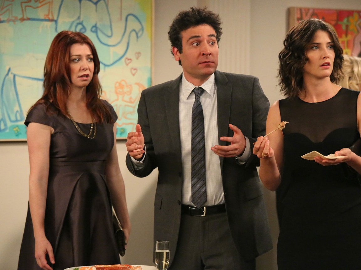 How I Met Your Mother - Season 8 Episode 17: The Ashtray