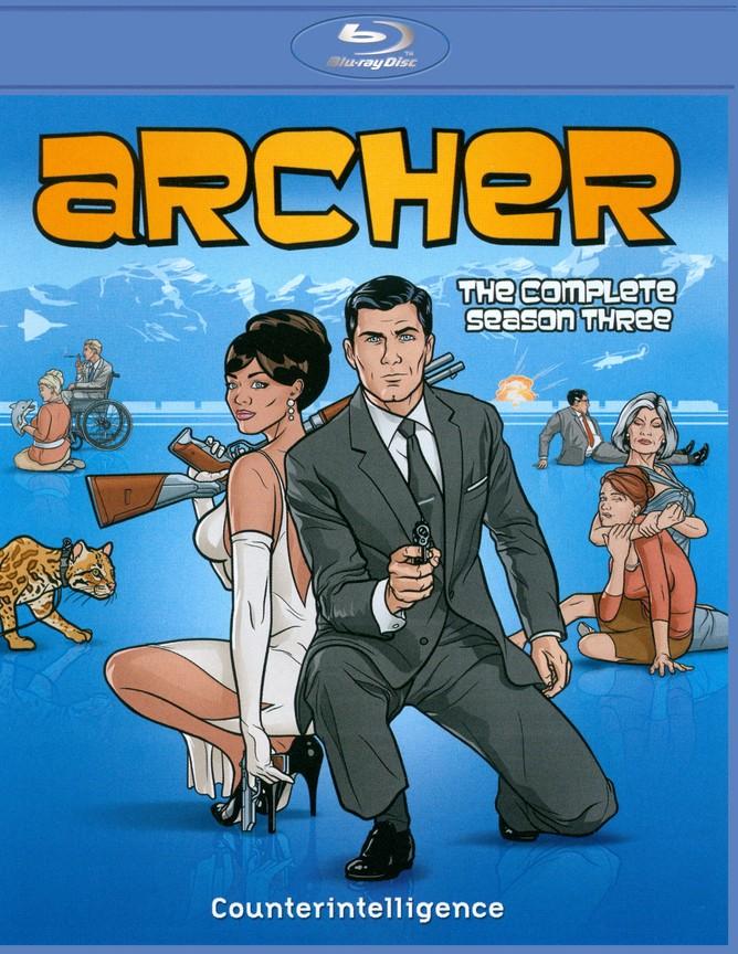 Archer - Season 3 Episode 02: Heart of Archness: Part II