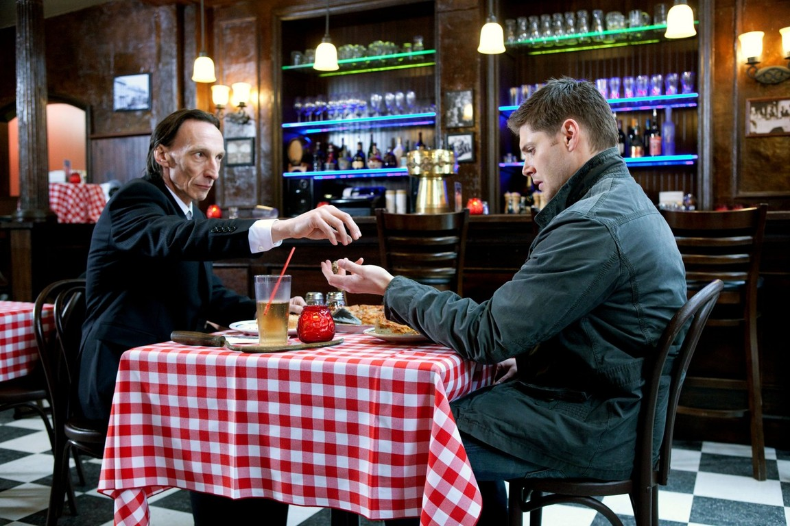 Supernatural - Season 5 Episode 21: Two Minutes to Midnight