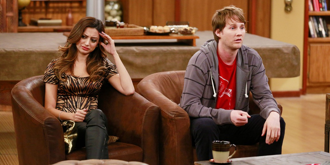 Anger Management - Season 2 Episode 07: Charlie Dates A Teacher