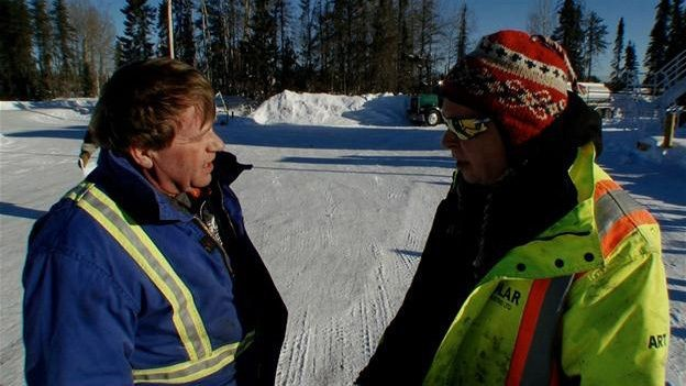 Ice Road Truckers - Season 8 Episode 07: Blazing the Trail
