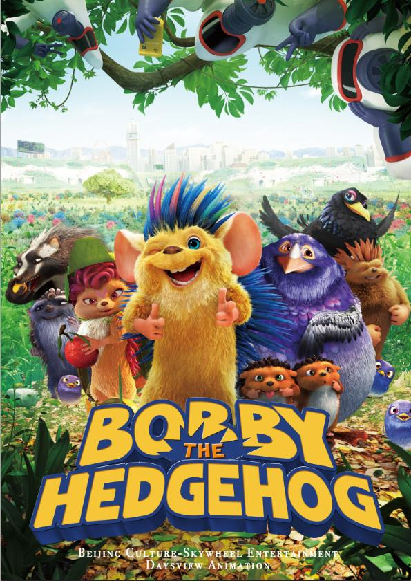 Bobby the Hedgehog (Hedgehogs)