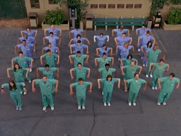 Scrubs - Season 7 Episode 07: My Bad Too