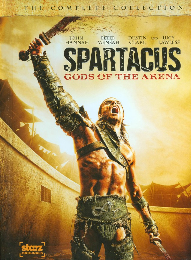 Spartacus: Gods of the Arena - Season 1 Episode 06: The Bitter End
