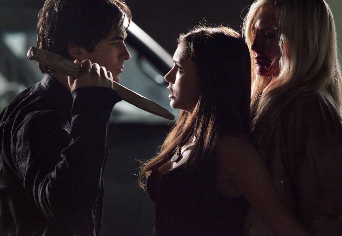 The Vampire Diaries - Season 2 Episode 02: Brave New World