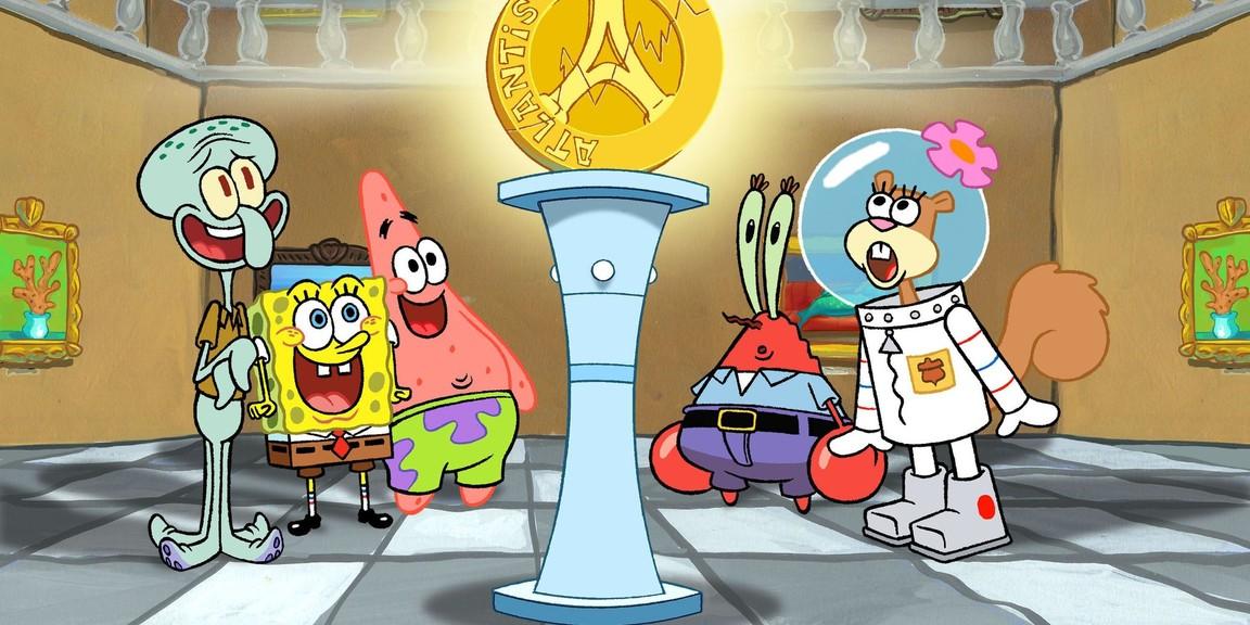 SpongeBob SquarePants - Season 5 Episode 23-24: Atlantis SquarePantis