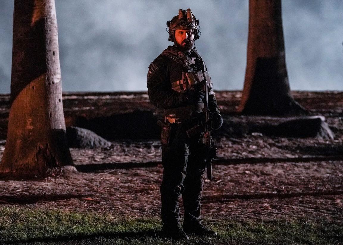 SEAL Team - Season 2 Episode 01: Never Say Die